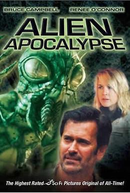 Постер фильма Инопланетный апокалипсис (2005)