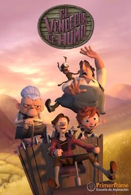 Постер фильма Продавец дыма (2012)