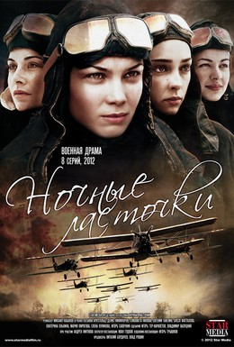Постер фильма Ночные ласточки (2012)