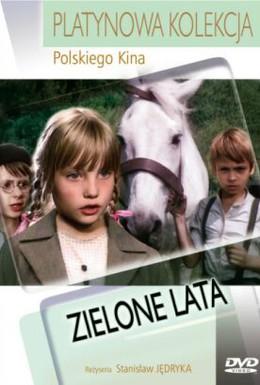 Постер фильма Зеленые годы (1980)