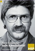 Хорст Шламмер – кандидат! (2009)