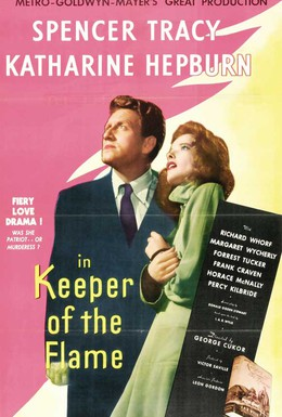 Постер фильма Хранитель пламени (1943)
