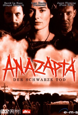 Постер фильма Аназапта (2002)