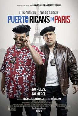 Постер фильма Пуэрториканцы в Париже (2015)
