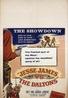 Джесси Джеймс против Далтонов (1954)