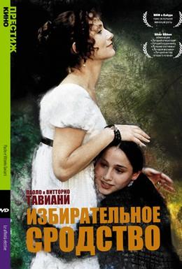 Постер фильма Избирательное сродство (1996)