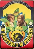 В пустыне и в джунглях (1973)