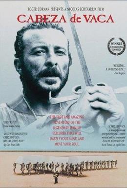 Постер фильма Кабеса де Вака (1991)