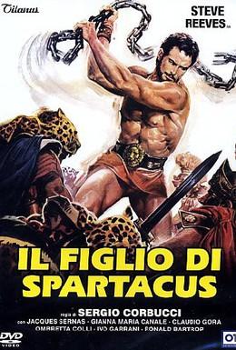 Постер фильма Сын Спартака (1962)