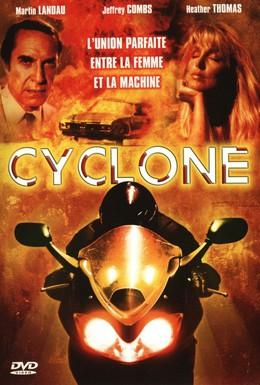 Постер фильма Циклон (1987)