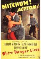 Где живет опасность (1950)
