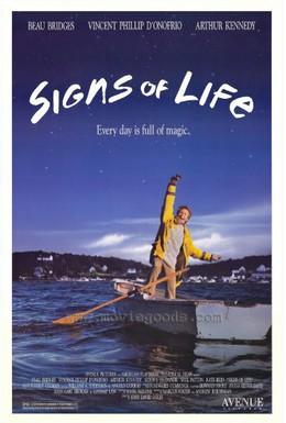 Постер фильма Знаки жизни (1989)