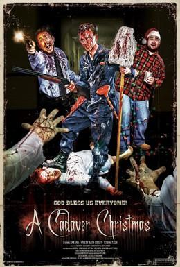 Постер фильма Рождество с трупаками (2011)