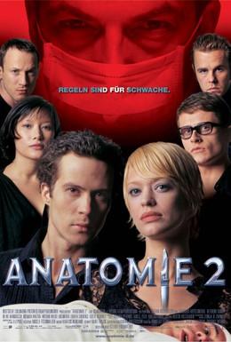 Постер фильма Анатомия 2 (2003)