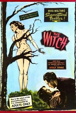 Постер фильма Ожившая ведьма (1952)