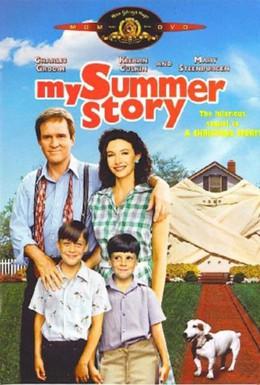 Постер фильма История моего лета (1994)
