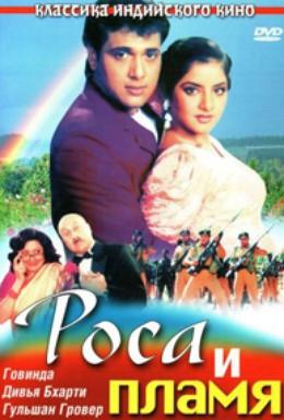 Постер фильма Роса и пламя (1992)