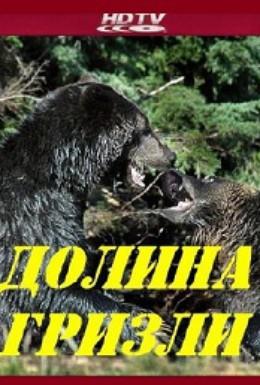 Постер фильма Йеллоустон – поле битвы. Долина гризли (2009)