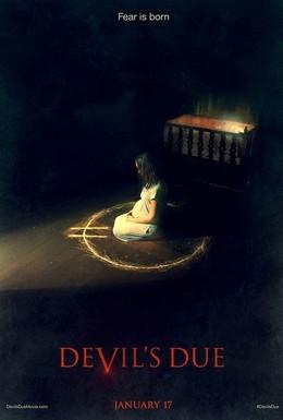 Постер фильма Пришествие Дьявола (2014)