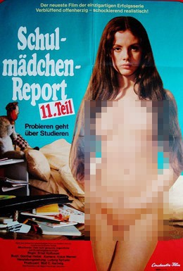 Постер фильма Доклад о школьницах 11: Опыт лучший учитель (1977)