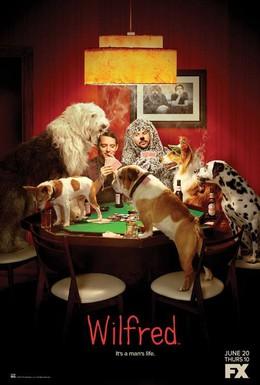 Постер фильма Уилфред (2011)