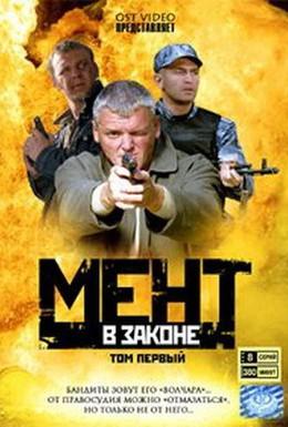 Постер фильма Мент в законе (2008)