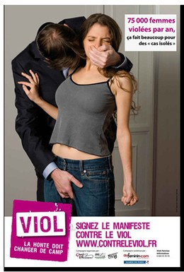 Постер фильма Изнасилование, двойное наказание (2012)
