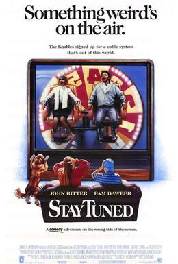 Постер фильма Оставайтесь с нами (1992)