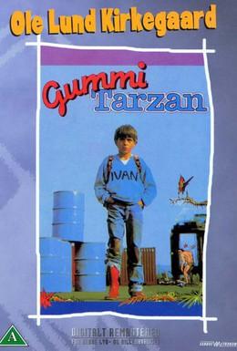 Постер фильма Резиновый Тарзан (1981)