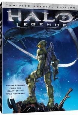 Постер фильма Легенды Halo (2010)