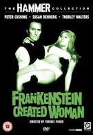 Франкенштейн создал женщину (1967)