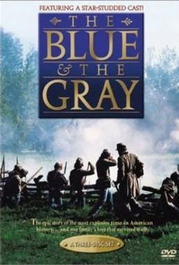 Постер фильма Синие и серые (1982)