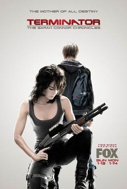 Постер фильма Терминатор: Битва за будущее (2008)