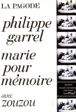 Постер фильма Мари на память (1968)