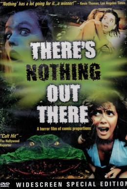 Постер фильма Там ничего нет (1991)
