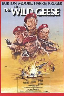 Постер фильма Дикие гуси (1978)