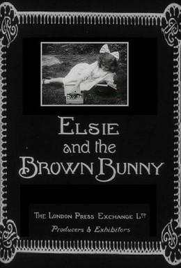 Постер фильма Элси и бурый кролик (1921)