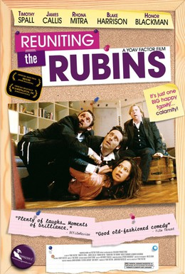 Постер фильма Воссоединение семейки Рубинс (2010)