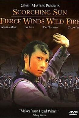 Постер фильма Палящее солнце, яростный ветер, дикий огонь (1980)