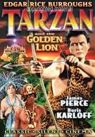 Тарзан и золотой лев (1927)