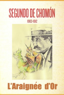 Постер фильма Золотой паук (1908)