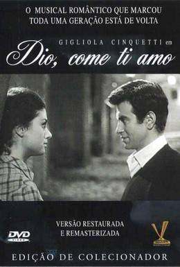 Постер фильма Боже, как я тебя люблю! (1966)
