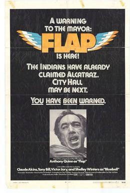Постер фильма Хлопающий крыльями (1970)