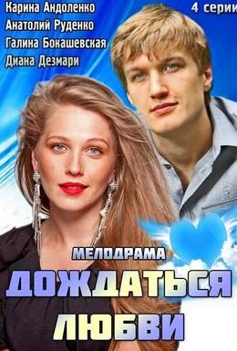 Постер фильма Дождаться любви (2013)