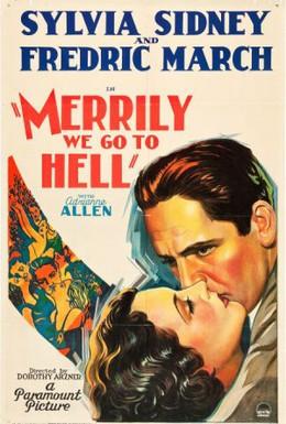 Постер фильма Весело мы катимся в ад (1932)