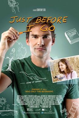 Постер фильма Прежде чем я уйду (2014)