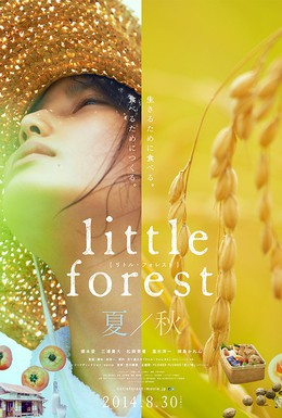 Постер фильма Небольшой лес: Лето и осень (2014)