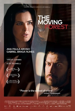 Постер фильма Движущийся лес (2015)