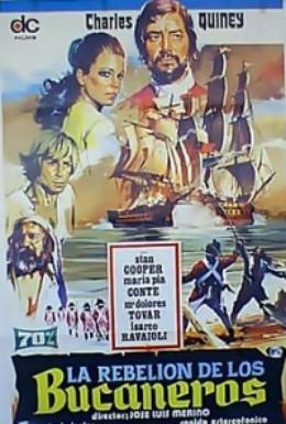 Постер фильма Череп на белых парусах (1972)