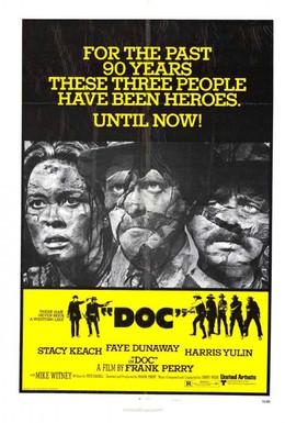 Постер фильма Док (1971)